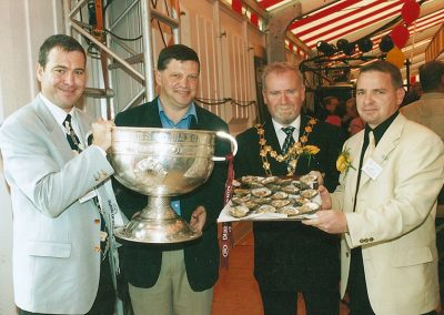 Sam-Maguire-and-oysters-at-marquee