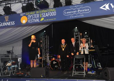 Galway Oyster Festival '14-20