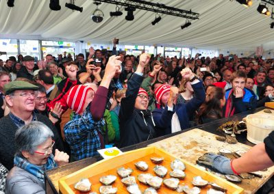 Galway Oyster Festival 2015. Photo: Boyd Challenger
